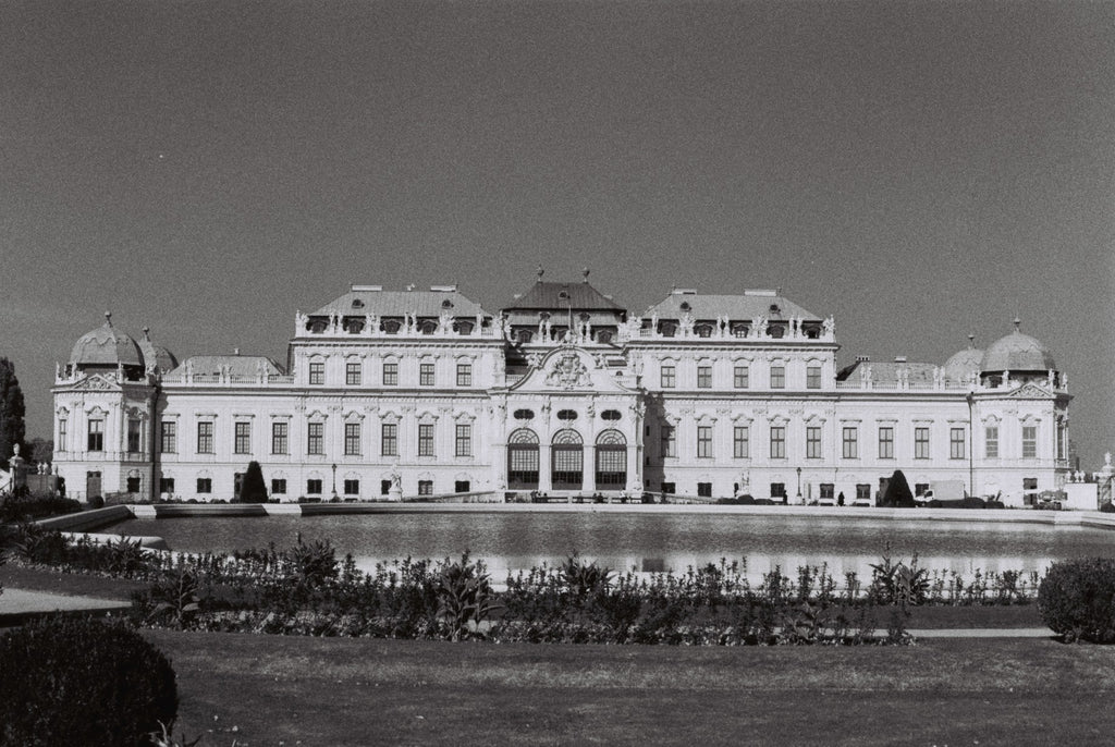 Belvedere shot on Berlin Kino 35mm
