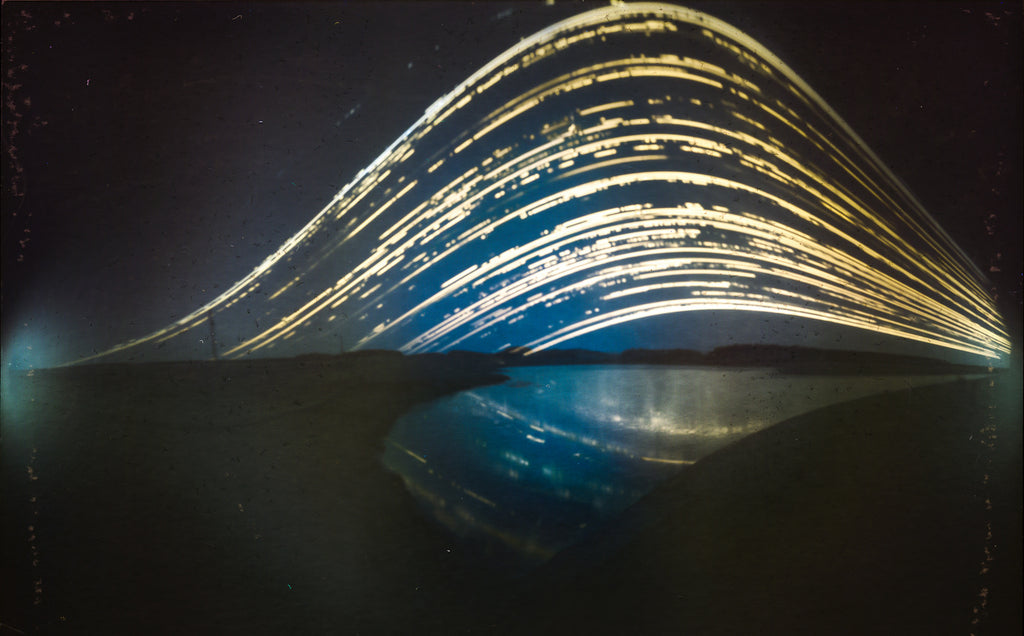 williestruther loch - Solarcan image - Analogue Wonderland