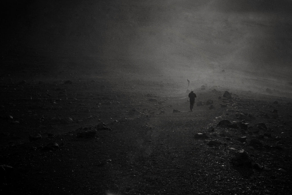 Tomas Robertson | Hverfjall Crater | Analogue Wonderland