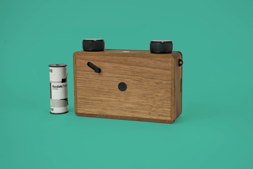 ondu pinhole film camera