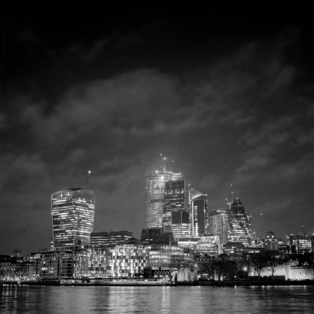 Ted Smith | London by Night | Analogue Wonderland
