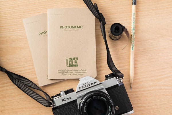 PhotoMemo notebook | Analogue Wonderland