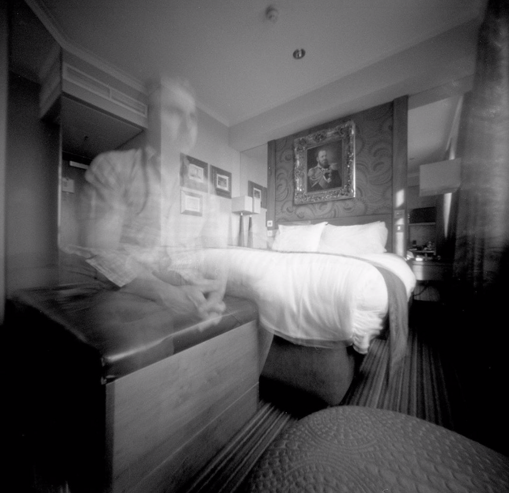 Pinhole photo (c) Andrew Bartram | Analogue Wonderland