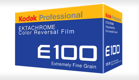 ektachrome 35mm film packaging