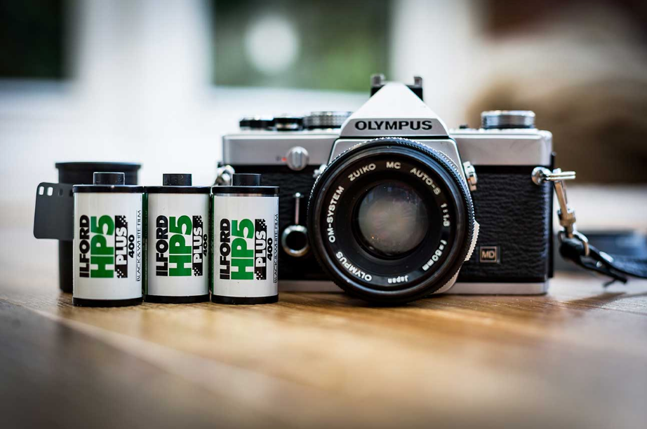 Ilford HP5 - black friday bulk deal - analogue wonderland