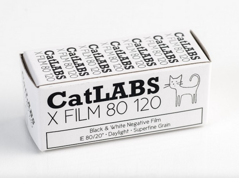 CatLABS X80 120 Film