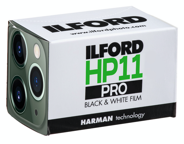 Ilford HP11 Pro | Analogue Wonderland