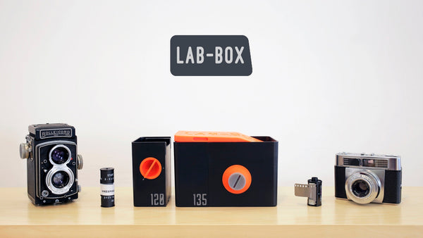 Lab-Box | Analogue Wonderland