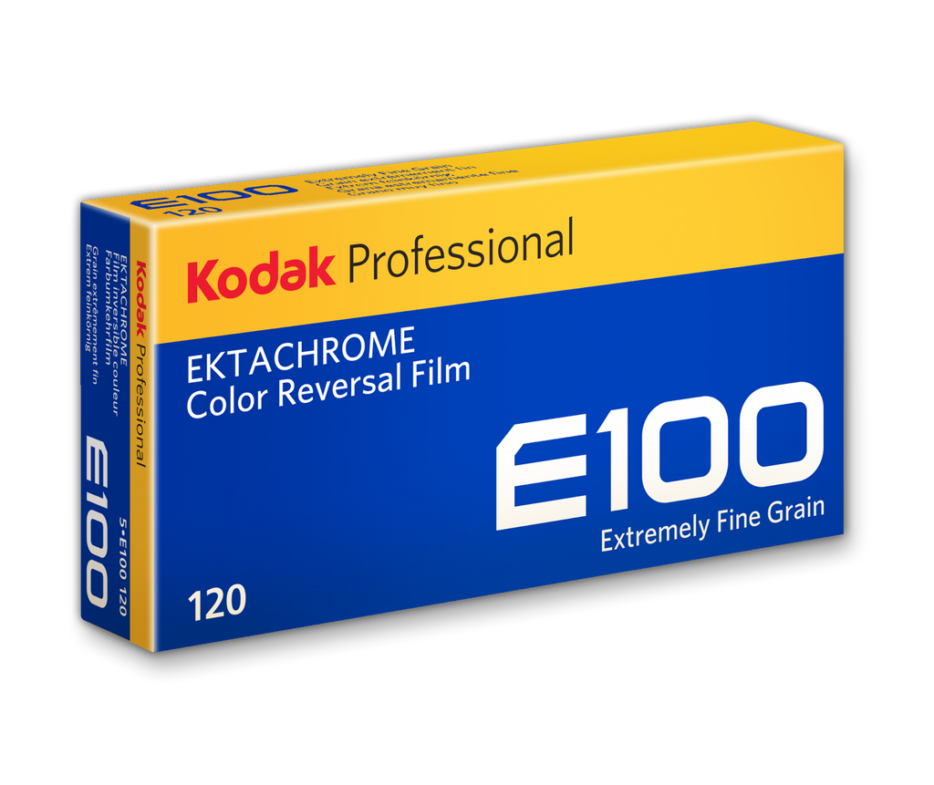 Ektachrome 120 - Medium Format - Release Date - Analogue Wonderland