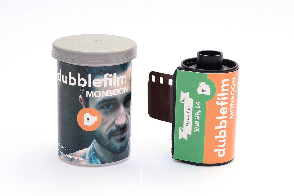 dubble film monsoon 35mm - Analogue Wonderland