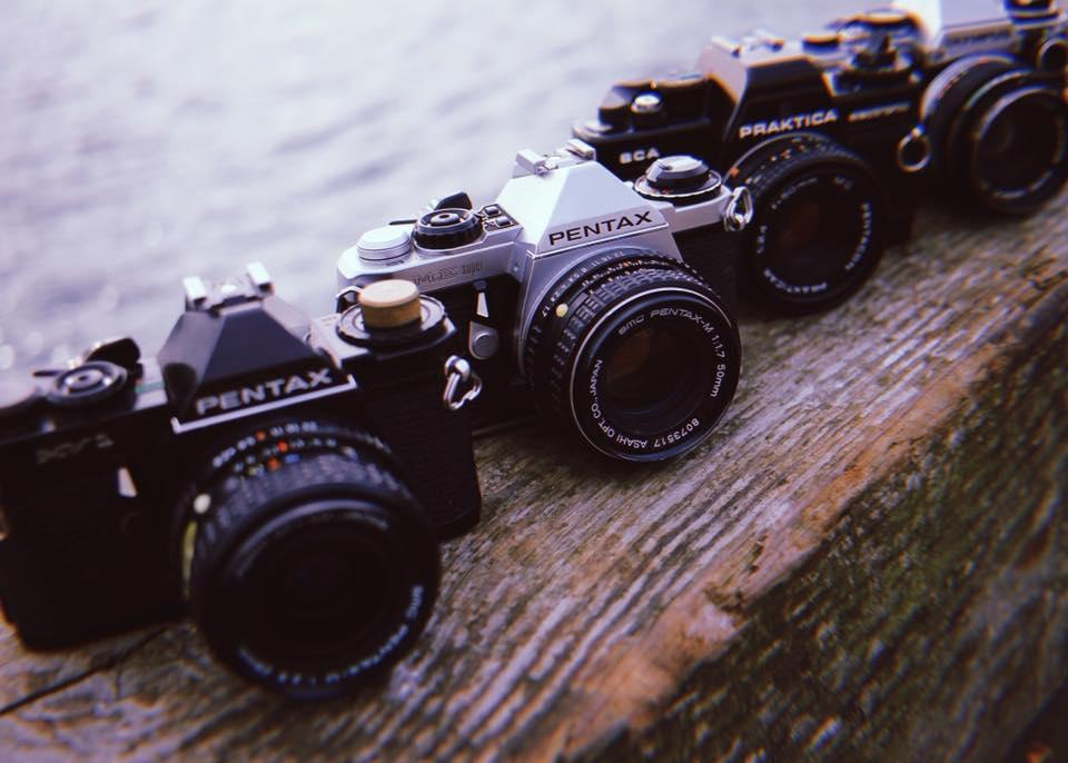 best 35mm SLR cameras for beginner - Analogue Wonderland