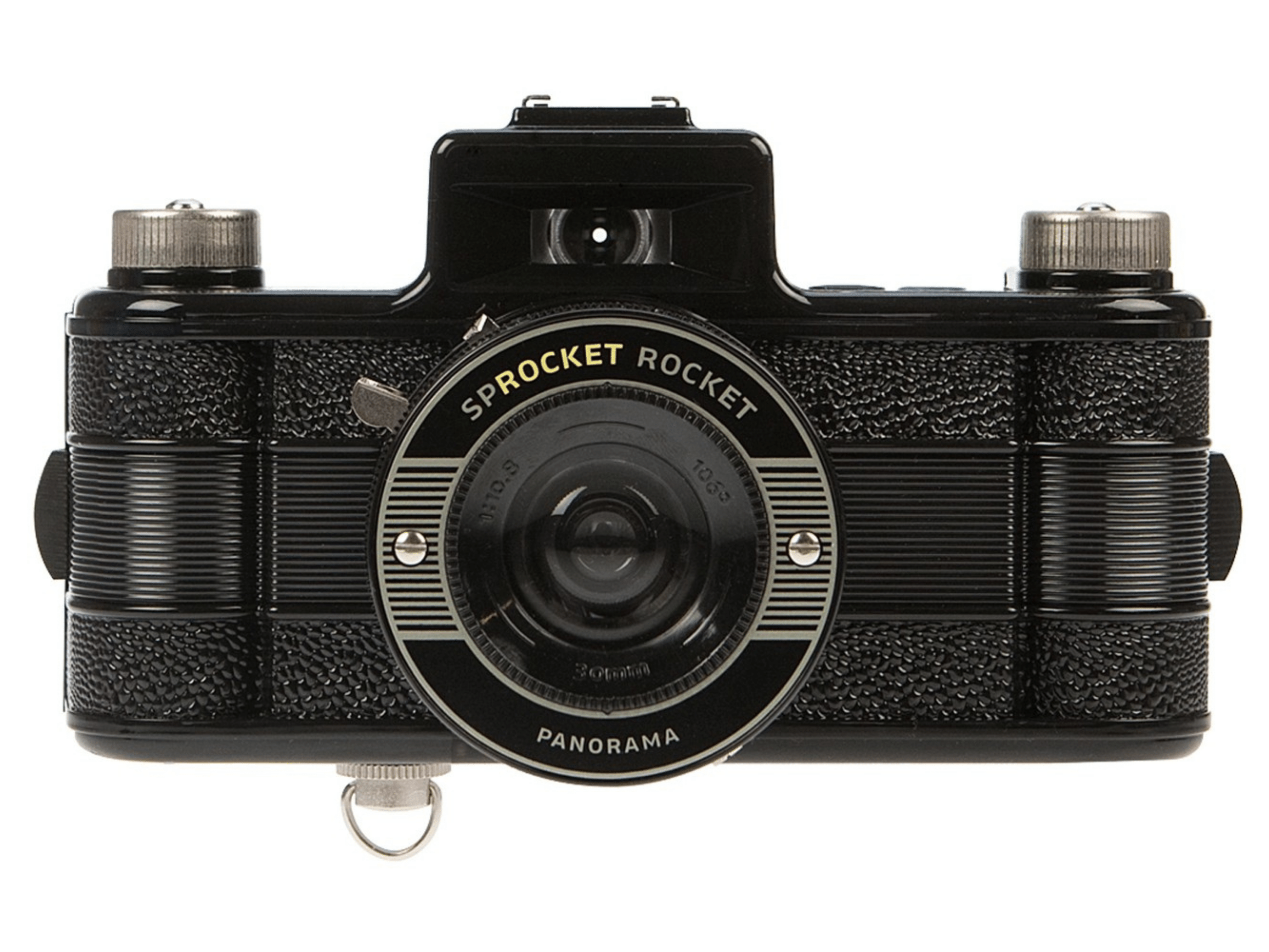 Lomography Sprocket Rocket Black - 35mm Film Camera