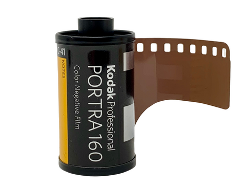 Kodak Portra Film 35mm Colour ISO 160 - Single Roll - Analogue Wonderland