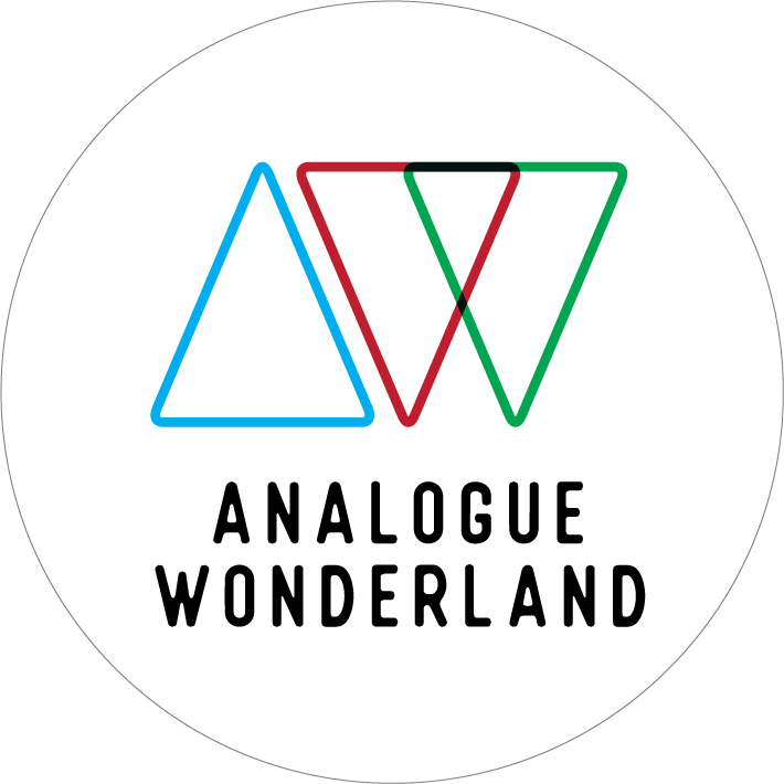 Analogue Wonderland Colour Sticker - Analogue Wonderland
