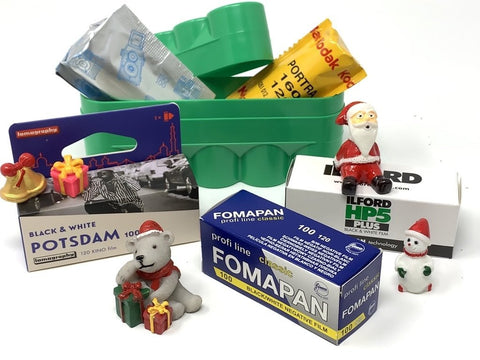 Christmas Selection Box: 120 Film - Analogue Wonderland