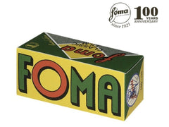 Foma Classic B&W 120 Film - ISO 100 - RETRO packaging! - Analogue Wonderland
