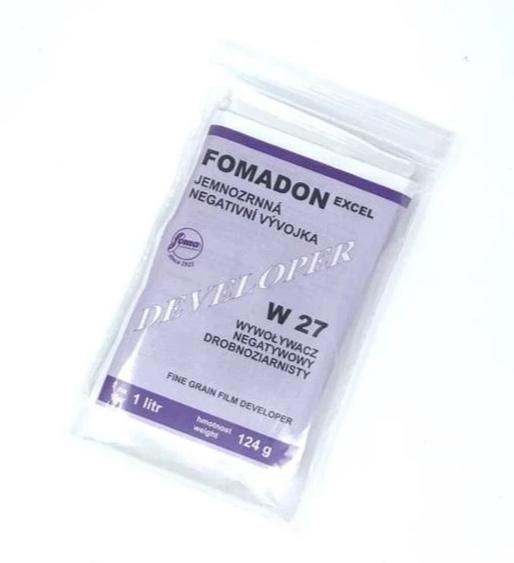 Fomadon Excel W27 B&W Film Developer 1Ltr - Powder - Analogue Wonderland