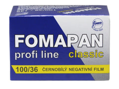 Fomapan Classic 100 - 35mm Film - Analogue Wonderland