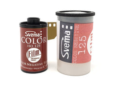 FPP Svema Color 35mm Film ISO 125 - Analogue Wonderland