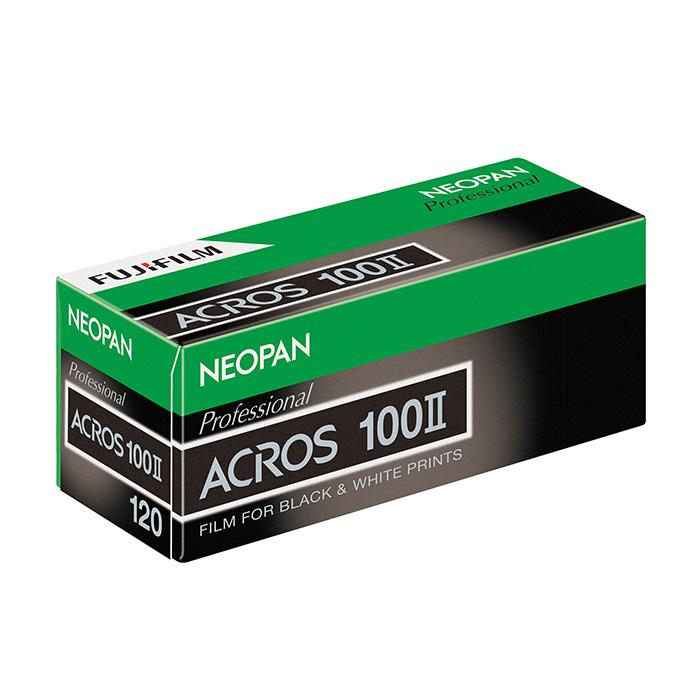 Fujifilm Neopan Acros II 120 Film - B&W ISO 100 - Analogue Wonderland
