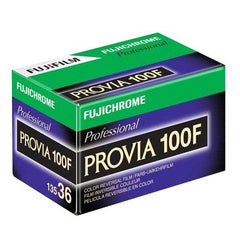 Fujifilm Provia 100F Film 35mm Colour ISO 100 - Analogue Wonderland