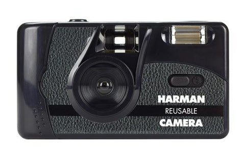 Harman 35mm Film Camera - Reloadable - Analogue Wonderland