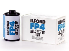 Ilford FP4 Plus Film 35mm B&W ISO 125 - Analogue Wonderland