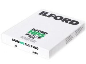 Ilford HP5 Plus Film 4x5 - 25 sheets - Analogue Wonderland