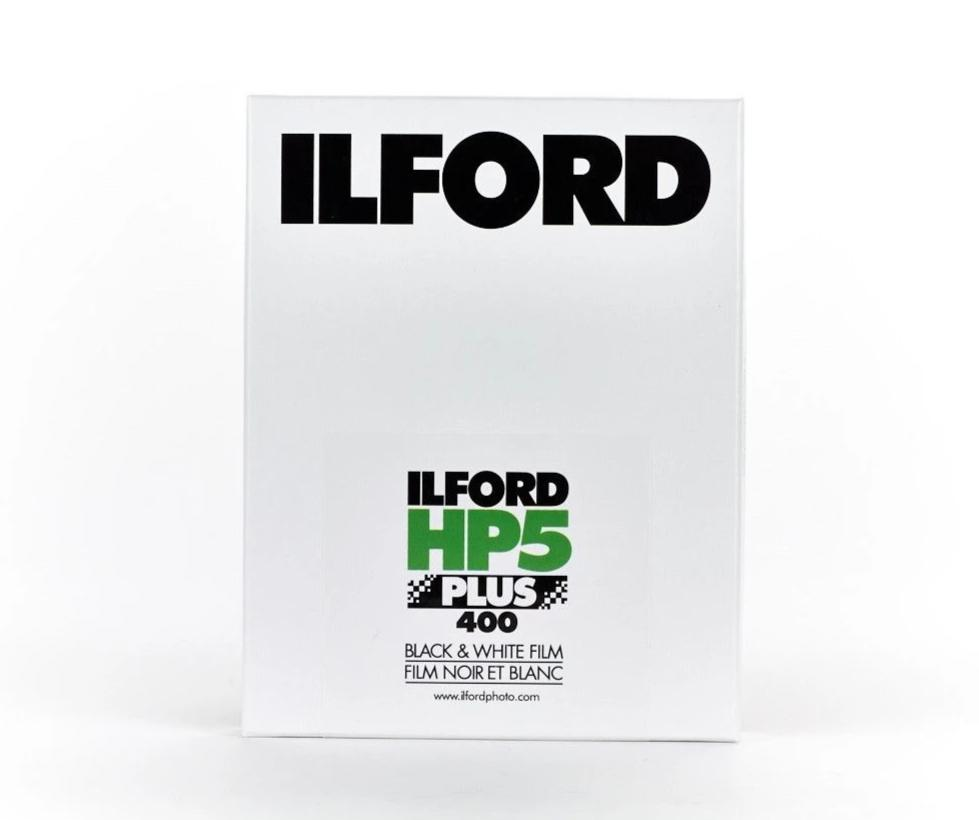 Ilford HP5 Plus Film 8x10 - Analogue Wonderland