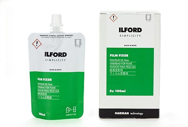 Ilford Simplicity Fixer - Refills - Analogue Wonderland