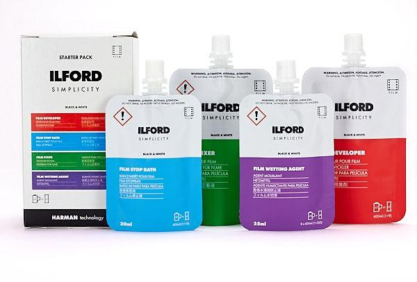 Ilford Simplicity Starter Pack - B&W Developing Kit - Analogue Wonderland