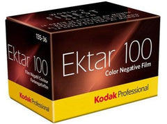 Kodak Ektar ISO 100 35mm Colour Film - Analogue Wonderland