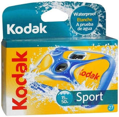 Kodak Sport Single-Use Film Camera - 27exp - Analogue Wonderland