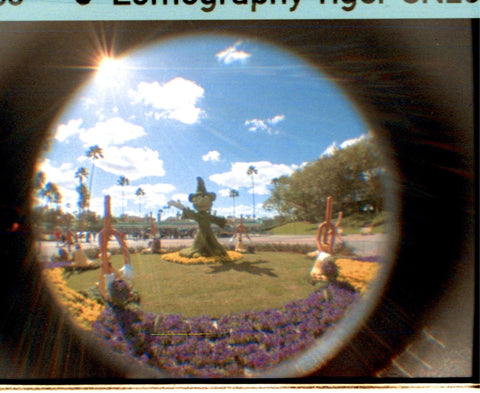 Lomography Digitaliza - 110 Film Scanning Mask - Analogue Wonderland