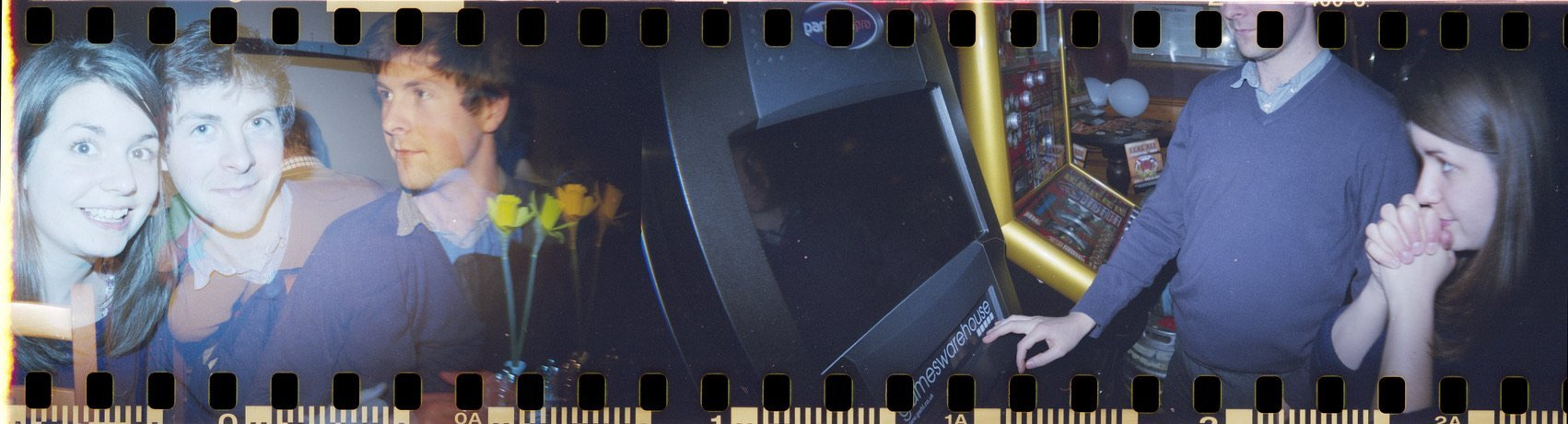 Lomography Digitaliza - 35mm Film Scanning Mask - Analogue Wonderland