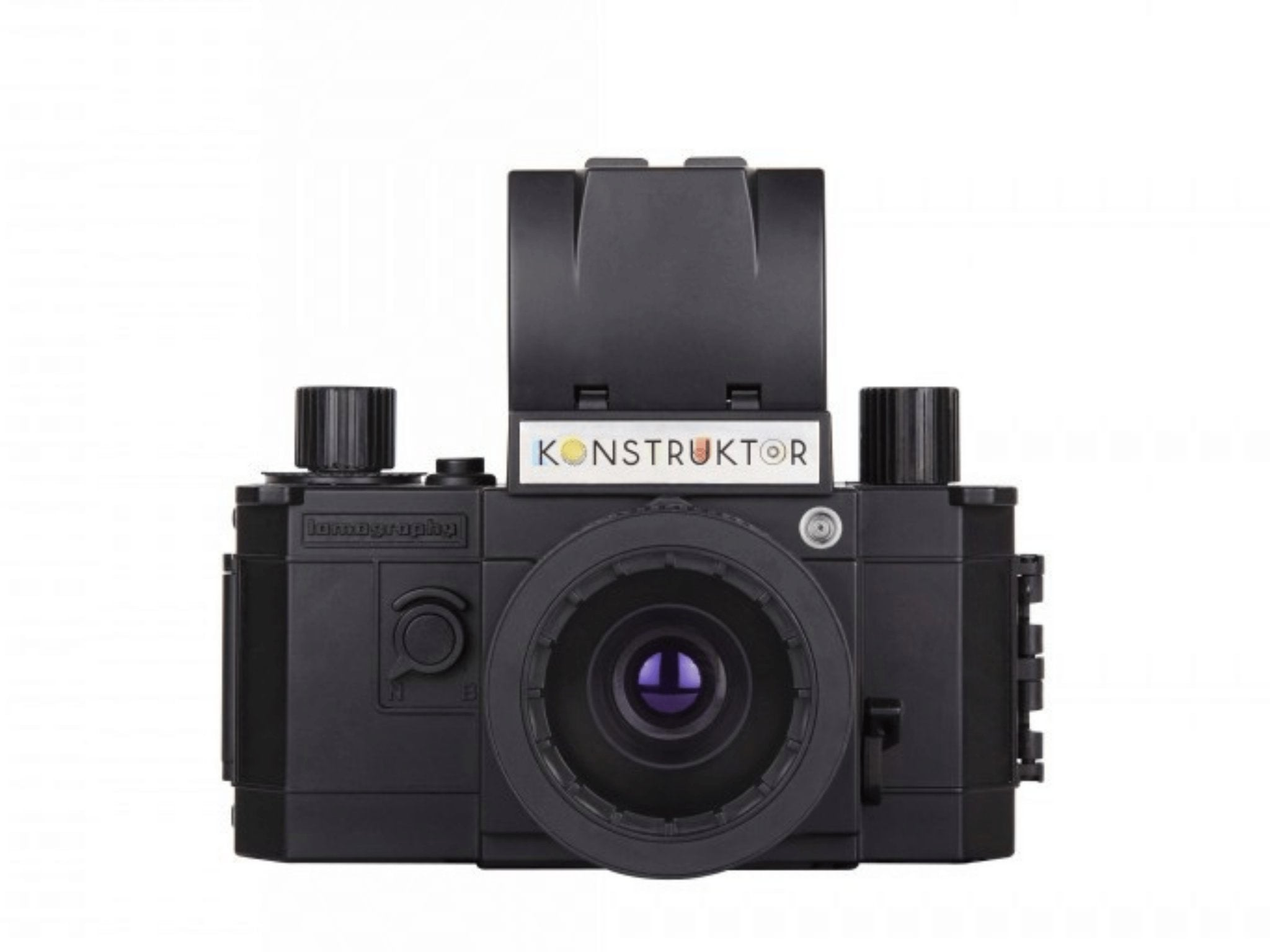 Lomography Konstruktor F - 35mm Film Camera - Analogue Wonderland