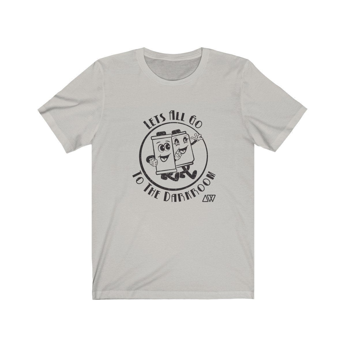 Men's T-Shirt for Film Photographers - Darkroom Magic - Analogue Wonderland