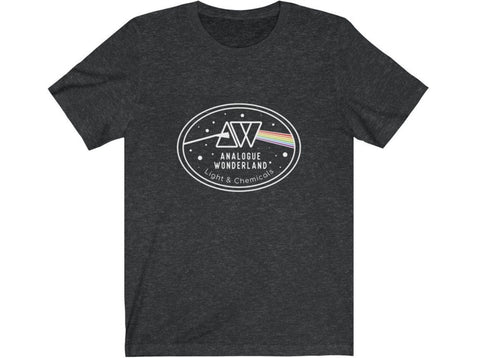 Men's T-Shirt for Film Photographers - Prism of Light - Analogue Wonderland