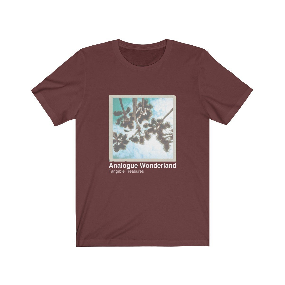 Men's T-Shirt for Film Photographers - Tangible Treasures - Analogue Wonderland