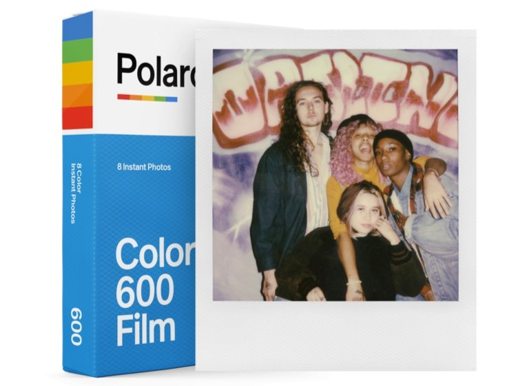 Polaroid 600 Film - Colour - Analogue Wonderland