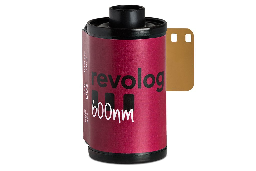 Revolog 600nm Film 35mm Colour ISO 200 - Analogue Wonderland