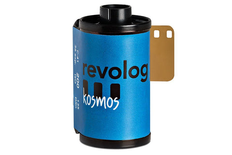 Revolog Kosmos Film 35mm Colour ISO 200 - Analogue Wonderland