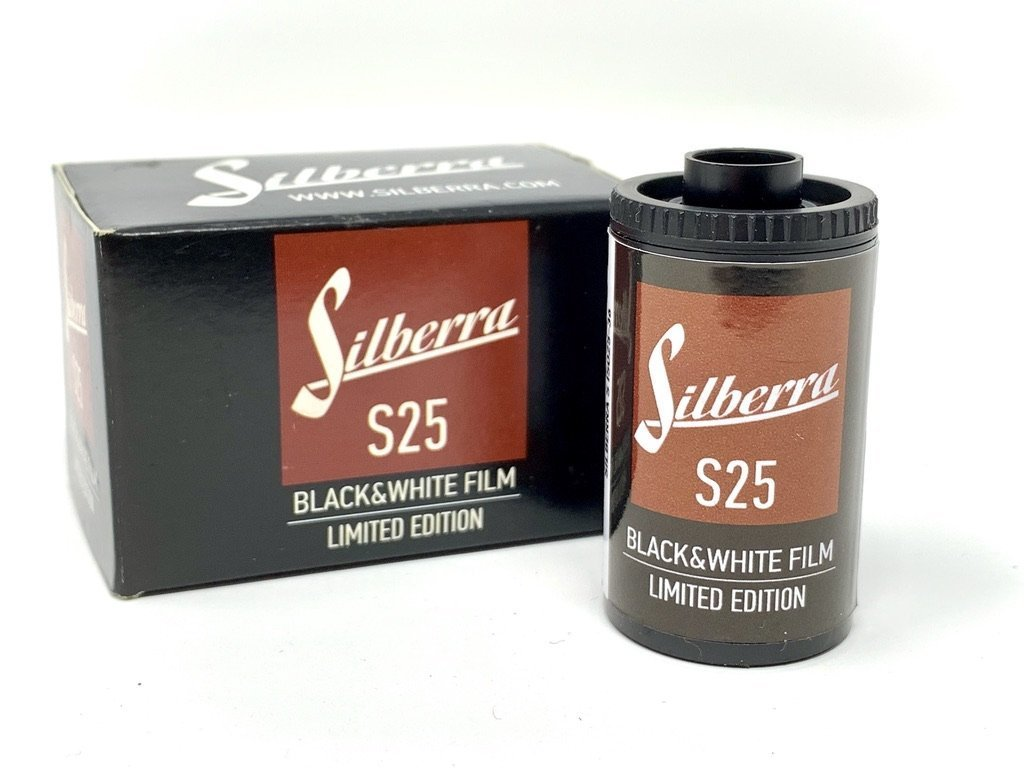 Silberra S25 B&W 35mm Film - Analogue Wonderland