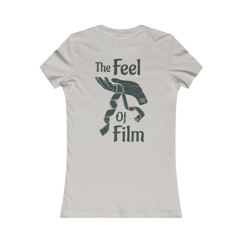 Women's T-Shirt for Film Photographers - Feel of Film - Analogue Wonderland