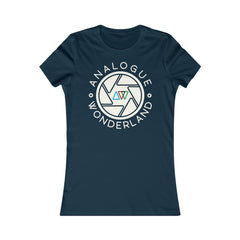 Women's T-Shirt for Film Photographers - Shutter - Analogue Wonderland