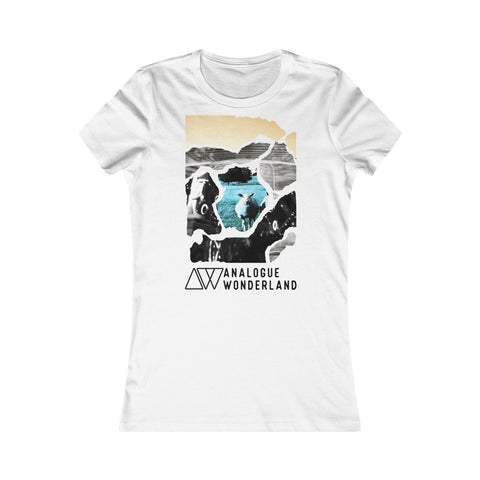 Women's T-Shirt for Film Photographers - XPro Sheep - Analogue Wonderland