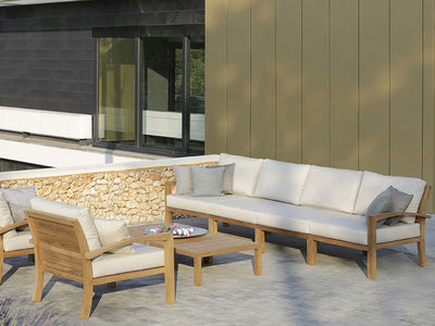 IXIT Outdoor Lounge by Royal Botania