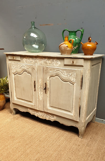 18th Century French double door Sideboard