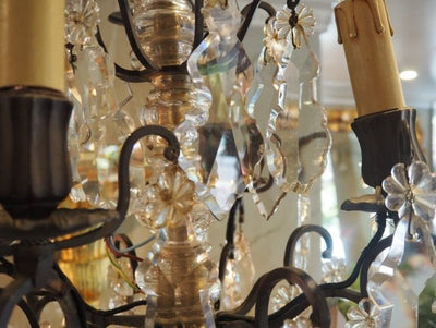 French 19th Century Chandelier