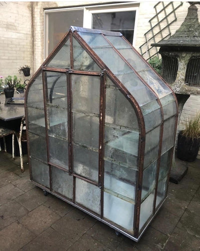 Antique Glass House